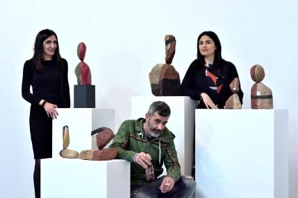 """""""Stones"""", bipersonale di Barbara Picci e Matteo Ambu @ Fondazione Bartoli Felter, Cagliari"""