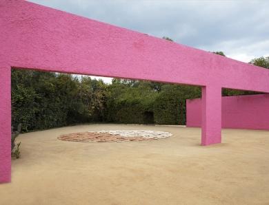 Richard Long @ Cuadra San Cristóbal, Città del Messico