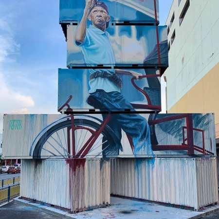 Sasha Korban @ George Town, Penang, Malaysia