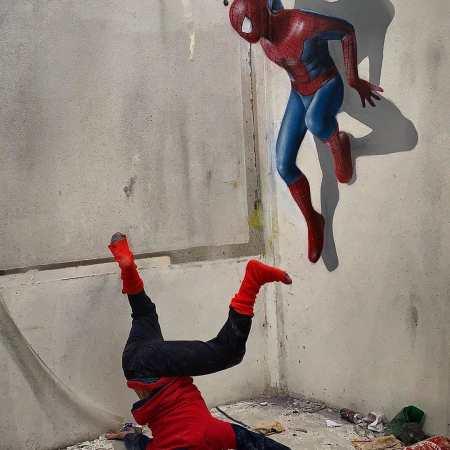 """Spiderman"" by Grafodeco"