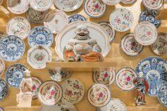 """The Porcelain Room – Chinese Export Porcelain"", a cura di Jorge Welsh e Luísa Vinhais, Fondazione Prada, Milano30.1 – 28.9.2020, Foto: Delfino Sisto Legnani, Courtesy Fondazione Prada"