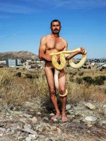 The Snake Charmer, Hermosillo, 2019 © Pieter Hugo