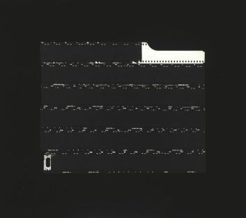 Ugo Mulas, Omaggio a Niepce 1970 © eredi Ugo Mulas. Tutti i diritti riservati Courtesy Archivio Ugo Mulas, Milano – Galleria Lia Rumma, Milano/Napoli