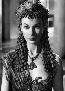 Vivian Leigh in 'Cesare e Cleopatra'. 1946