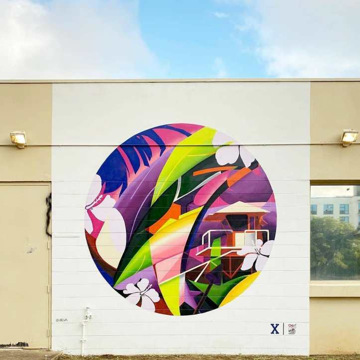 XEVA @ Honolulu, Hawaii