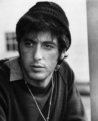 Al Pacino in 'Scarecrow', 1973