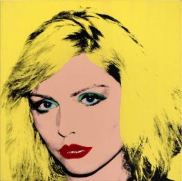 Andy Warhol (1928 – 1987), Debbie Harry 1980, Private Collection of Phyllis and Jerome Lyle Rappaport 1961, © 2020 The Andy Warhol Foundation for the Visual Arts, Inc. / Licensed by DACS, London