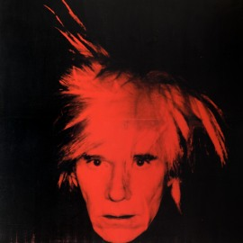 Andy Warhol (1928 – 1987), Self Portrait 1986, Tate, © 2020 The Andy Warhol Foundation for the Visual Arts, Inc. / Licensed by DACS, London