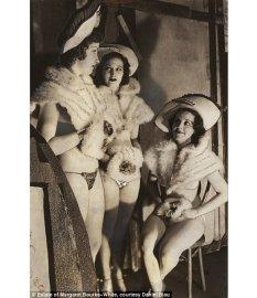Ballerine Burlesque degli anni '30