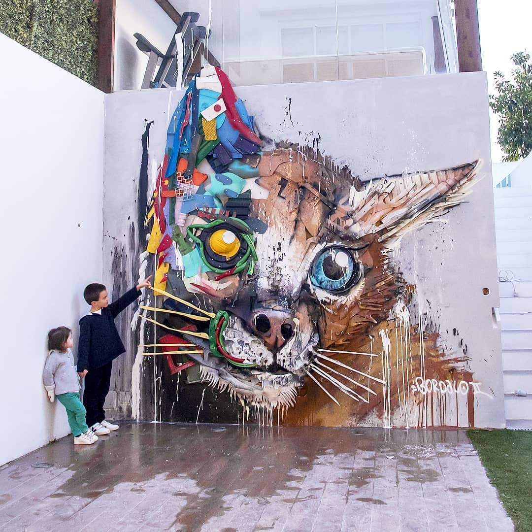 Bordalo II @ Portugal