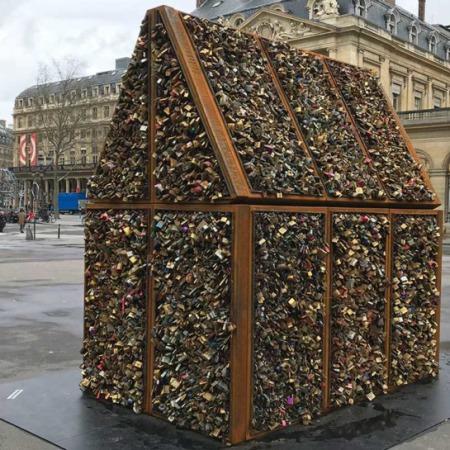 Chez Nous by Carmen Mariscal @ Parigi