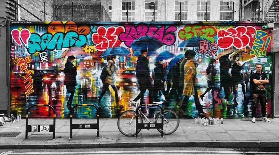DANK @ London, UK