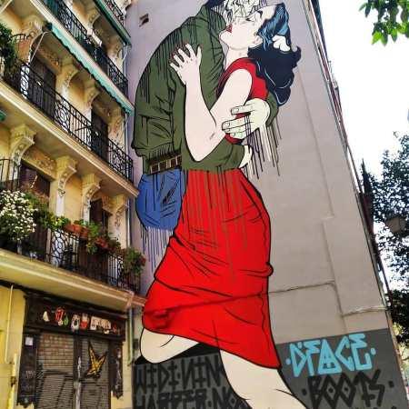DFace @ Madrid, Spain