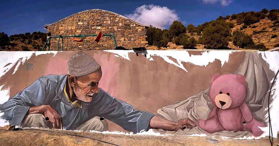 Dynam Amriss @ Azilal, Morocco
