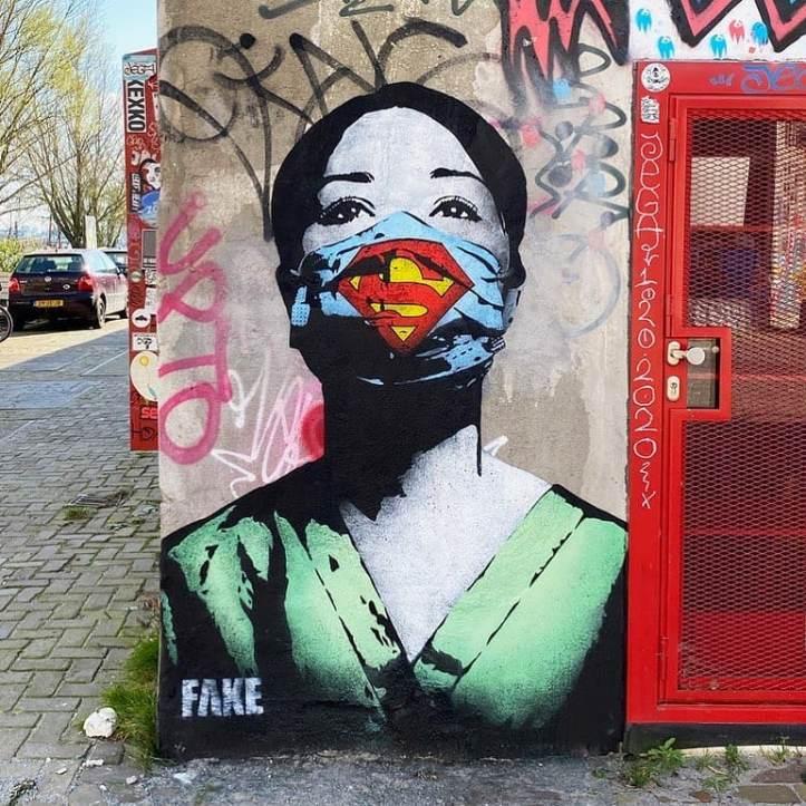 Fake @ Amsterdam, Netherlands