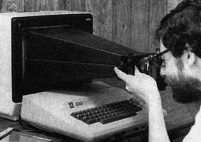 Fare uno screenshot nel 1983