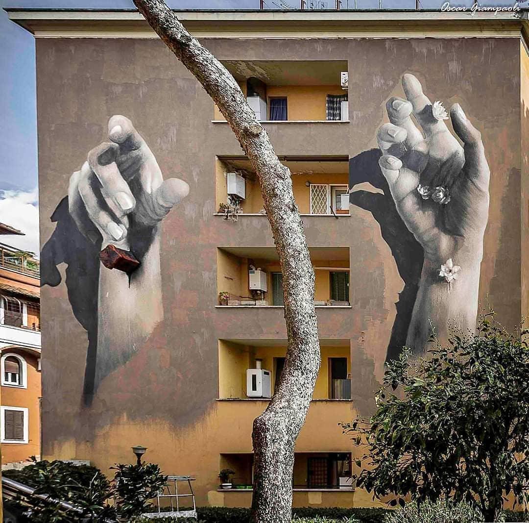 GÔMEZ @ Rome, Italy