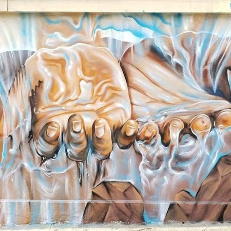 Hijo Del Graffiti @ Antofagasta, Chile