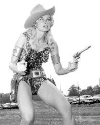 Irish ('Sheena') McCalla, anni '50