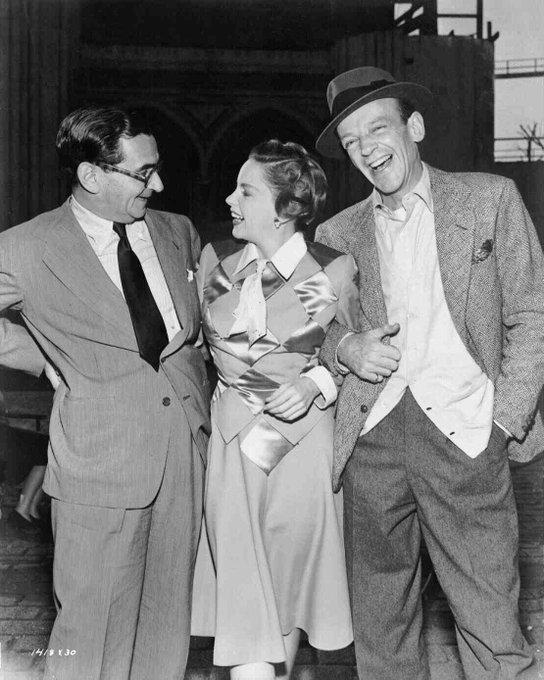 Irving Berlin, Judy Garland e Fred Astaire, 1948