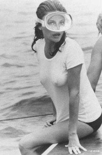 Jacqueline Bisset in The Deep. 1977