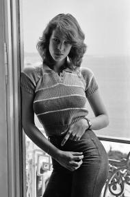 Jamie Lee Curtis al Festival di Cannes, 1980