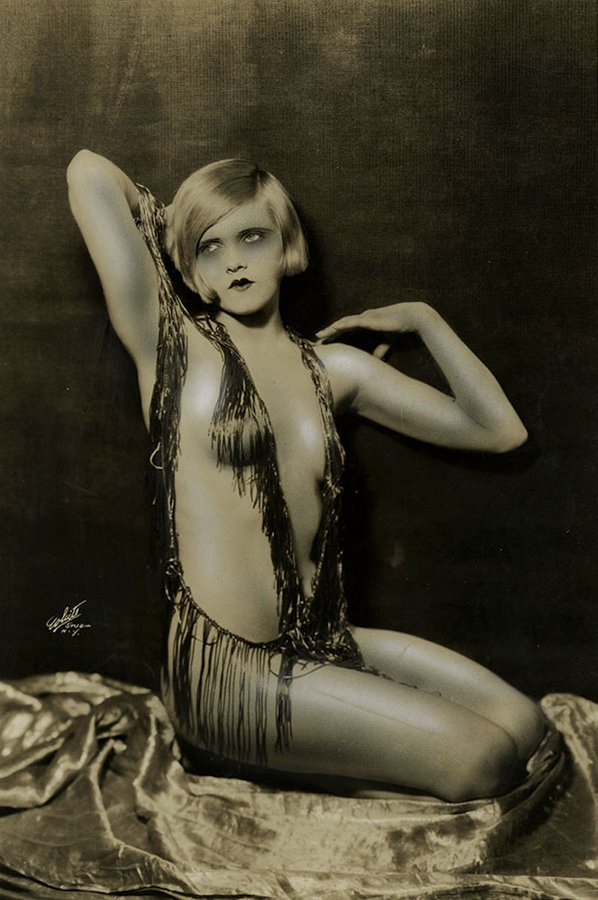 Jane Dobbin by White Studios, 1925