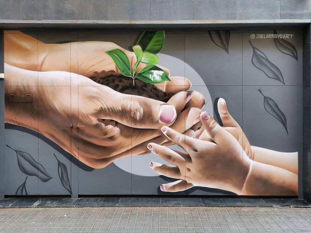 Joel Arroyo @ Barcelona, Spain