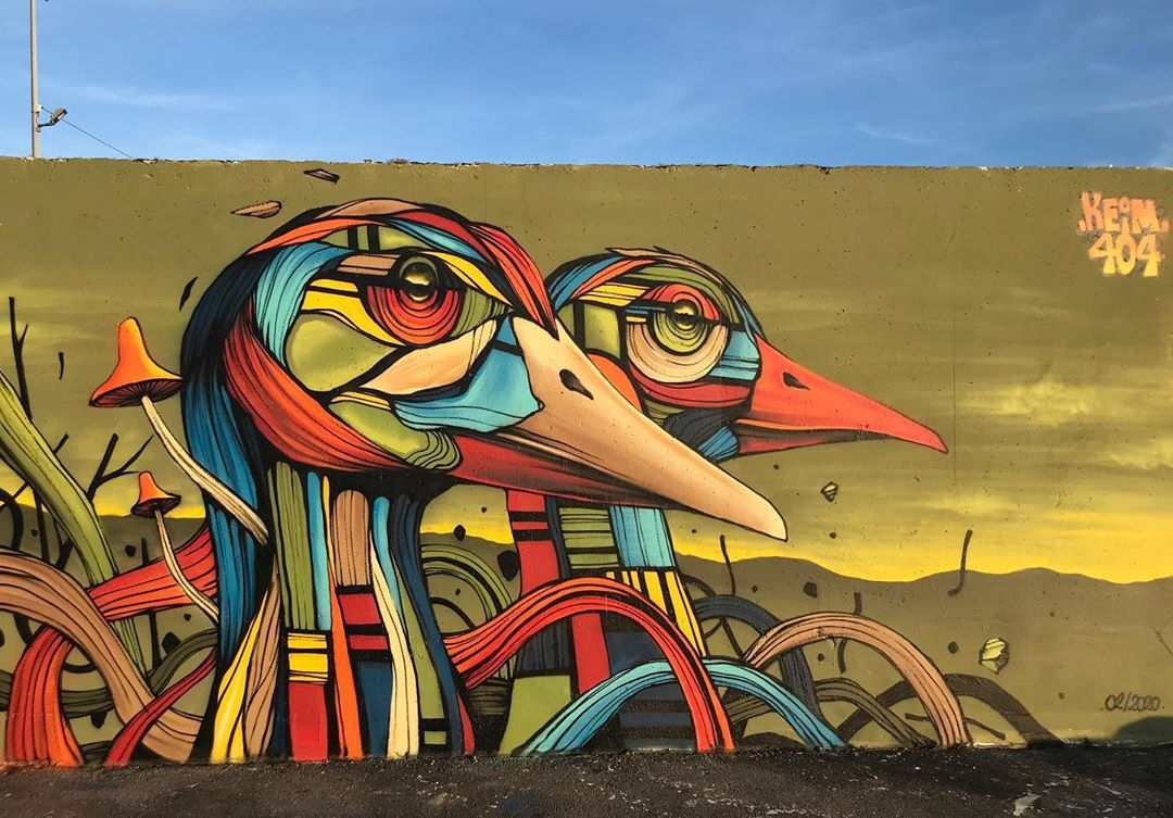 Keim @ Loisin, France