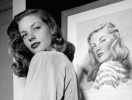 Lauren Bacall, anni '40