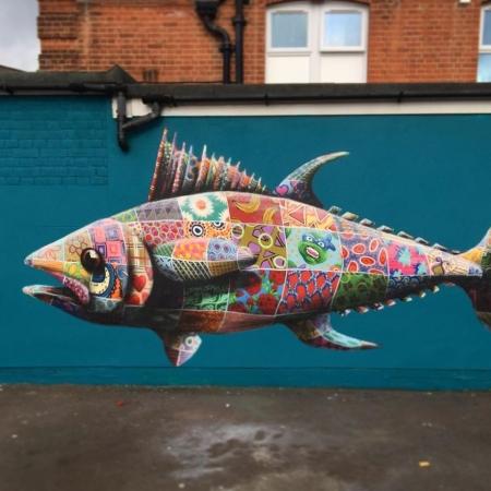 Louis Masai @ Southend-on-Sea, UK