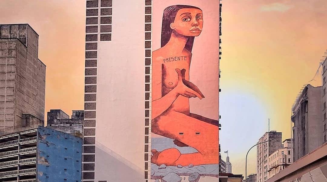 Mag Magrela @ Sao Paulo, Brazil