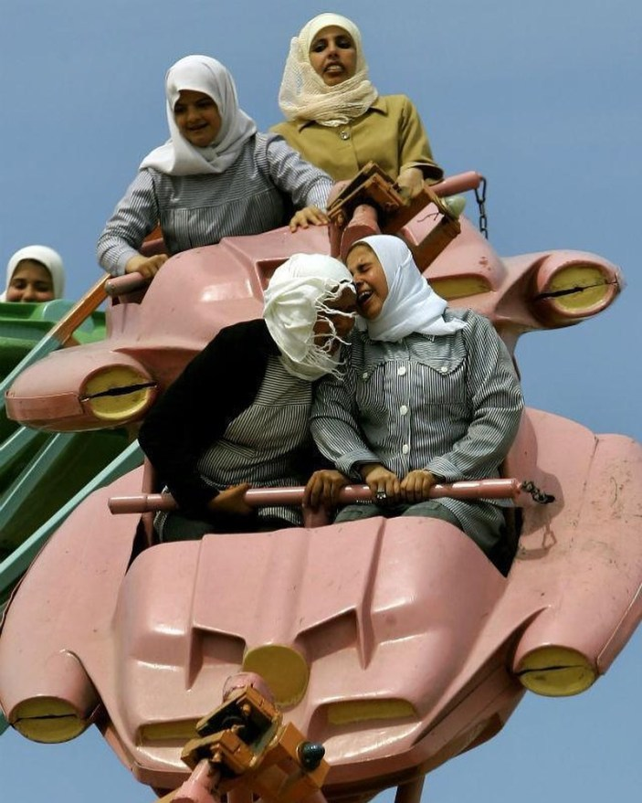 Palestine, 2006. Photography by Anja Niedringhaus
