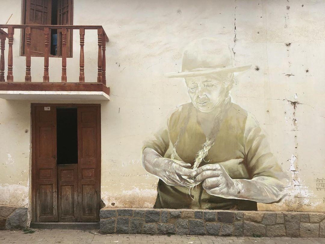 Paulo Sierrah @ Huántar, Peru