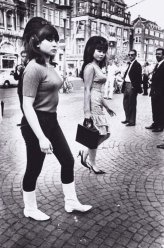 Ragazze olandesi-indonesiane, Amsterdam, 1966