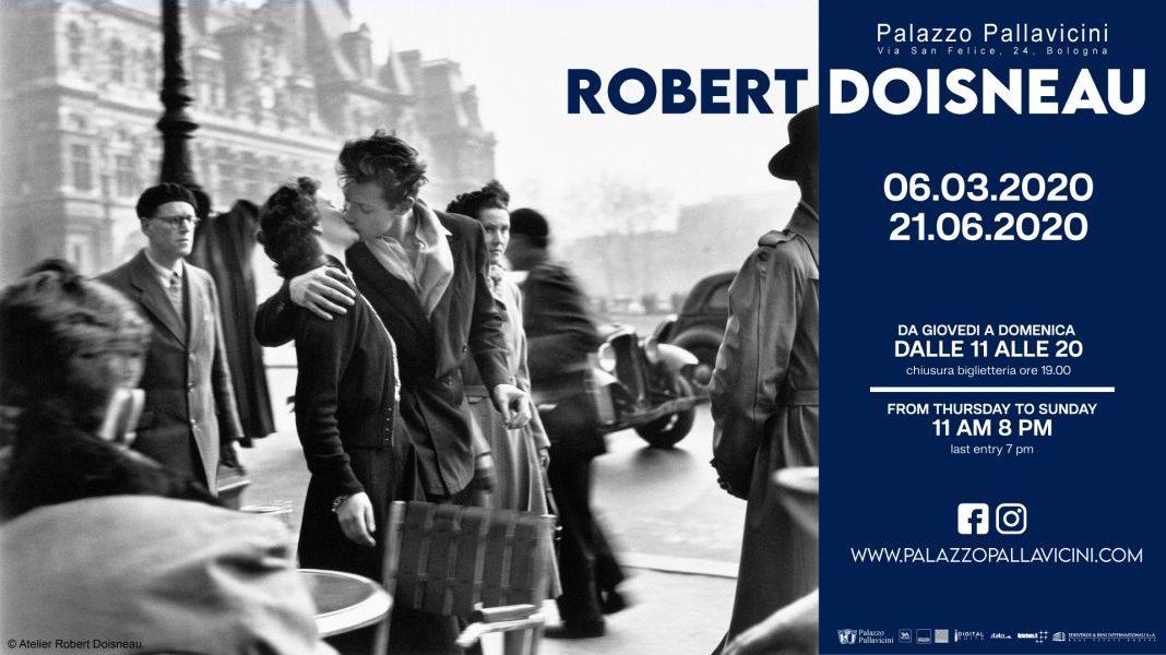 Robert Doisneau @ Palazzo Pallavicini, Bologna