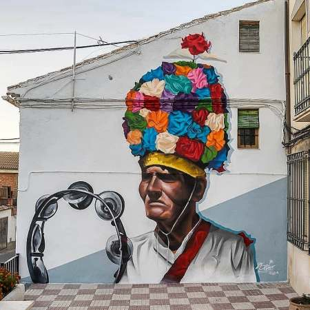 Sake Ieneka @ Fuente-Tójar, Spain