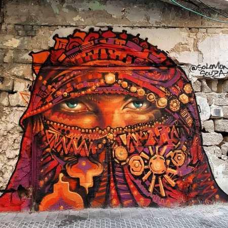 Solomon Souza @ Jaffa, Israel