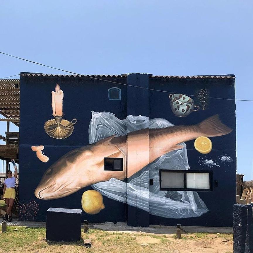 Theic Camilo Nuñez @ Punta del Diablo, Uruguay