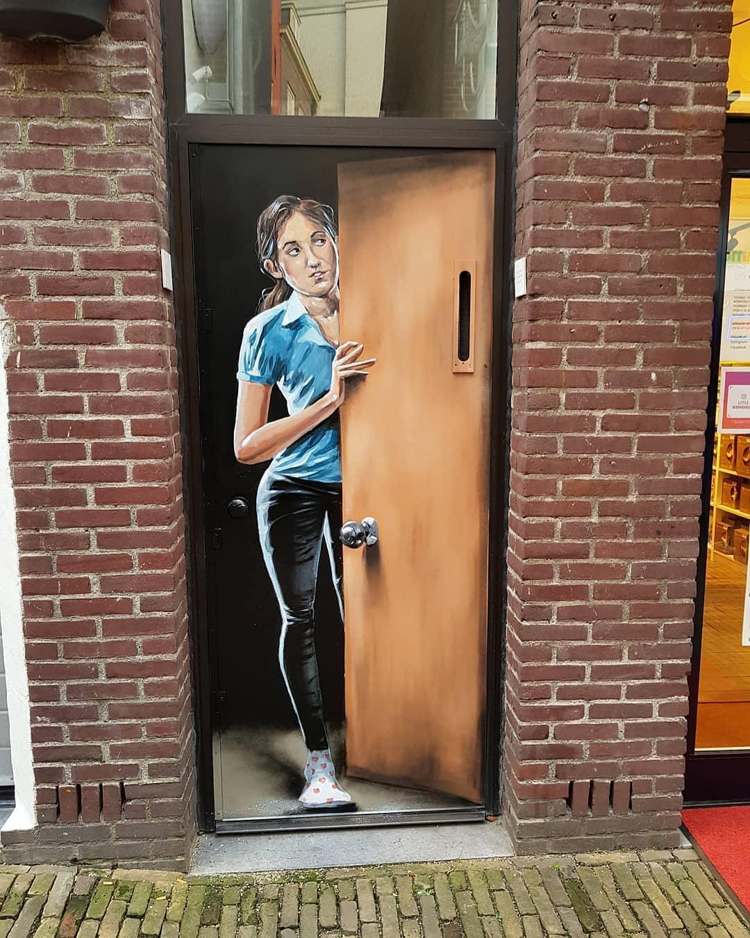 Verfdokter @ Utrecht, Netherlands