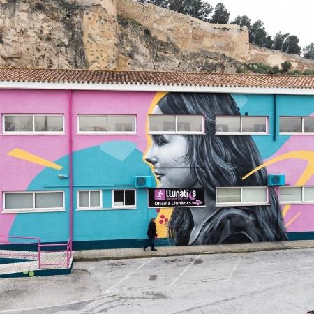 Xolaka + De tripas Aerosol @ Denia, Spain