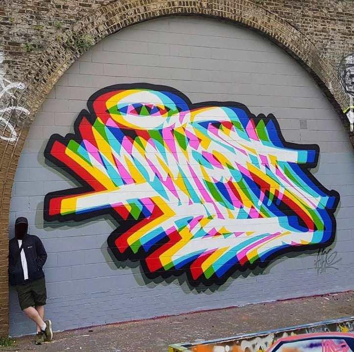 Aches @ London, UK