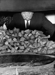Film maker Alfred Hitchcock 1899 - 1980