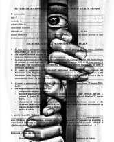 Autocertificazioni Illustrate - Autocertezza, disegno digitale, @silvio_maratea