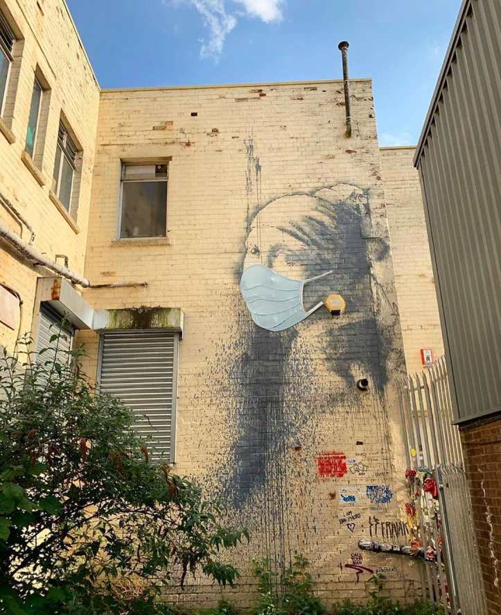 Banksy @ Bristol, UK