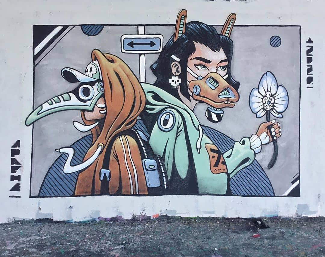 Ben Apache @ Vienna, Austria