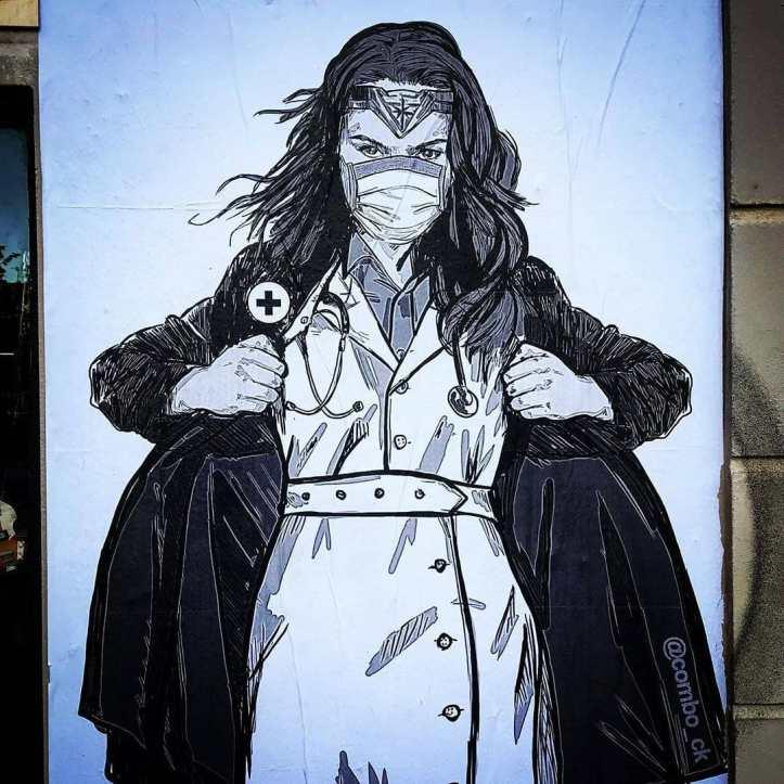 Combo Culture Kidnapper @ Paris, France