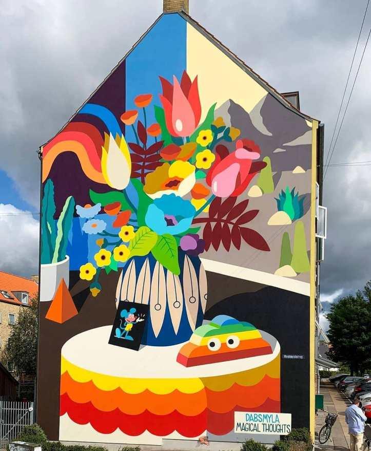 Dabs Myla @ Copenhagen, Denmark