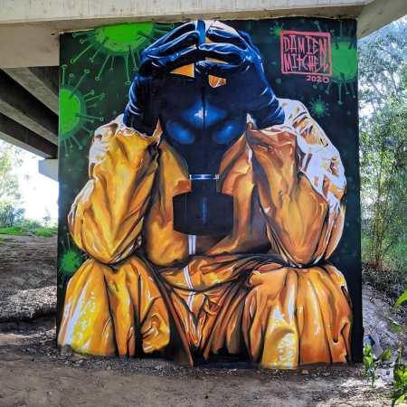 Damien Mitchell @ Wagga Wagga, Australia
