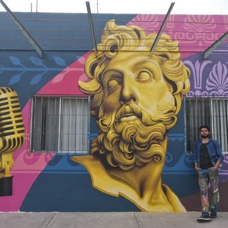 Dazer @ San Pedro Garza García, Mexico